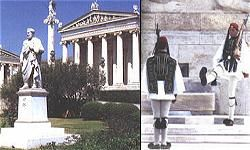 Academy - Evzones - Half-Day Athens Sightseeing Tour
