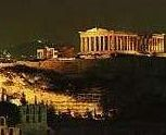 Acropolis by night - The Athens By Night Tour