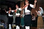 Bouzouki music and dance in a Greek taverna  - The Athens By Night Tour