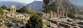 Details and photos of the Two Days Tour to Delphi in Greece