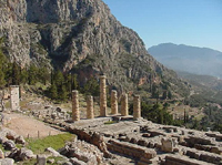 Ancient Delphi - Monday Special 4-day Classical Tour of Greece