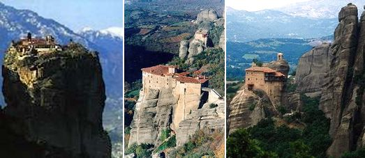 The Byzantine Meteora Monasteries - 2 days tour to Meteora monasteries in Greece