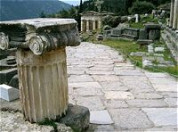 The oracle of Delphi - Monday Special - 4-day Classical Tour of Greece