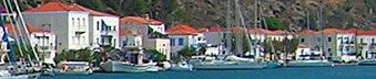 Poros island - One-day cruise to 3 Greek islands