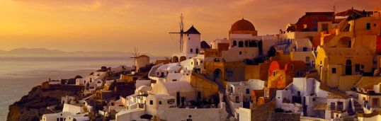Greek travel packages - Poseidon